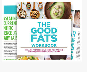 The Good Fats Workbook