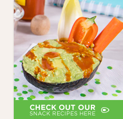 Click to check out our avocado snack recipes