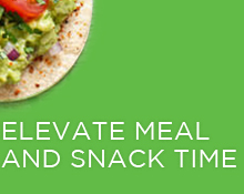 Elevate Meal and Snack Time