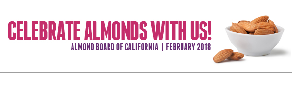 Celebrate Almonds with Us!