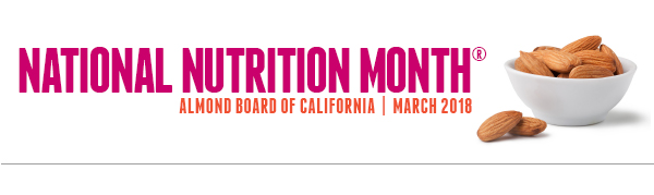 National Nutrition Month ® | March 2018