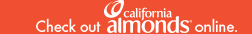 Check out California Almonds online.